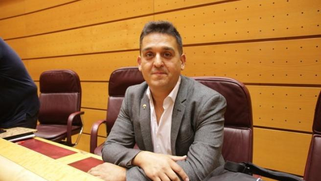 El portavoz de Compromís en el Senado, Carles Mulet