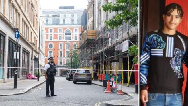 Jeremy Menesses, el joven asesinado en Londres