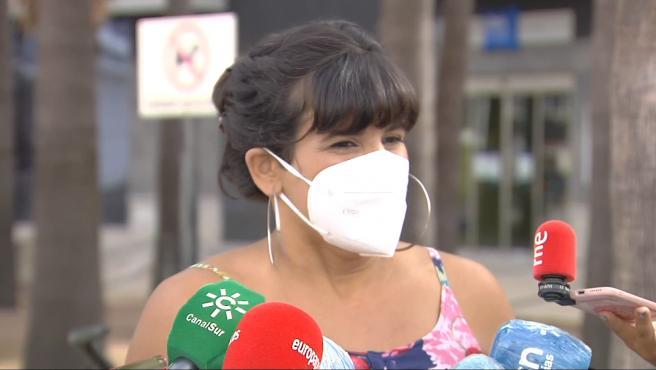 """Rodríguez censura que """"la única investigación sea por criticar a la Corona"""""""
