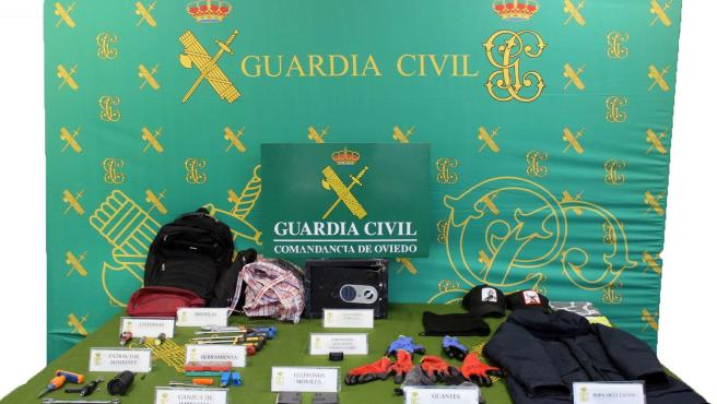 Operación Trarona de la Guardia Civil