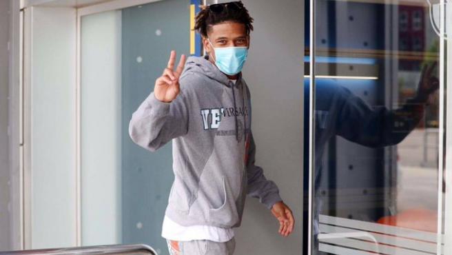 Todibo, jugador del FC Barcelona que se ha contagiado de coronavirus.