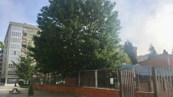 Centro escolar en Oviedo