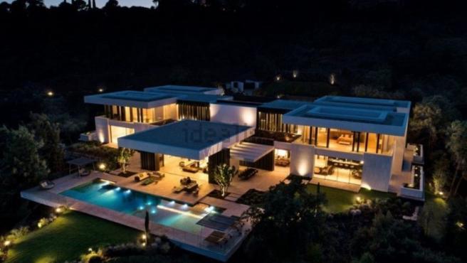 La casa más cara a la venta en España.