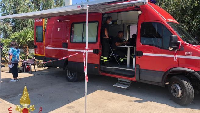 Los servicios de emergencia buscan al pequeño desde el pasado 4 de agosto.