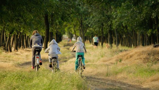 Las rutas en bicicleta serán protagonistas este verano.