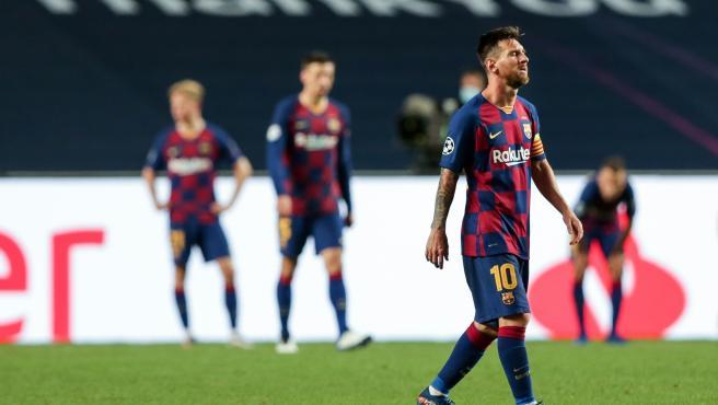 Messi: Cuotas de Betsson por nuevo equipo > Conoce cuanto paga que se vaya al City, PSG, Inter, etc.