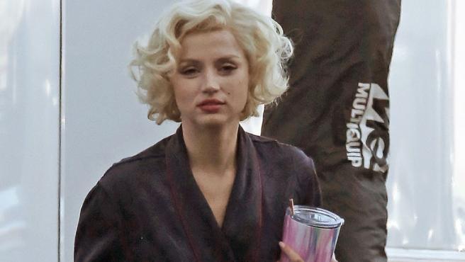"""'Blonde': La película de Ana de Armas como Marilyn Monroe es """"brillante"""", según la autora"""