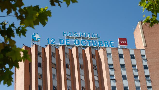 Fachada del Hospital 12 de Octubre.