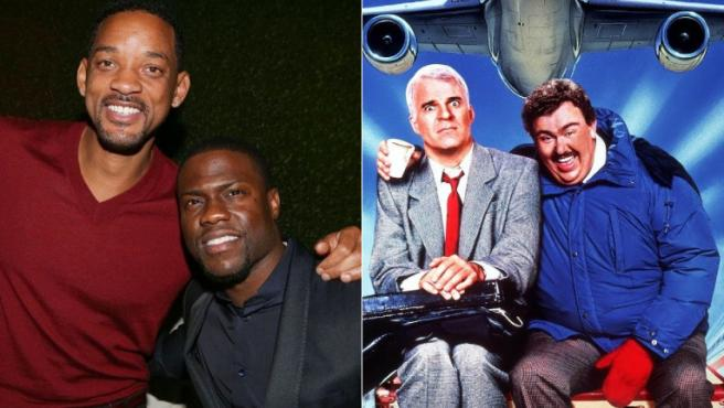 Will Smith y Kevin Hart protagonizarán el remake de 'Mejor solo que mal acompañado'