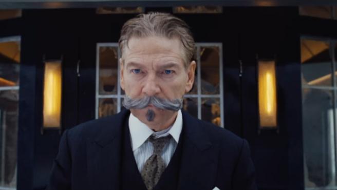 'Muerte en el Nilo': Tráiler y póster oficial de la nueva aventura de Hércules Poirot