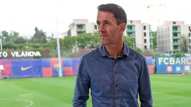 Ramón Planes, nuevo responsable de la secretaría técnica del Barça.