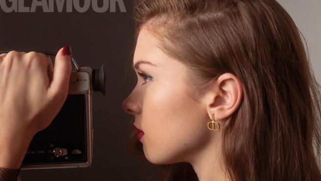 Stella del Carmen, la hija de Antonio Banderas, debuta como modelo.