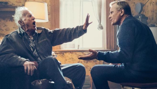 EXCLUSIVA: Póster de 'Falling', el debut como director de Viggo Mortensen