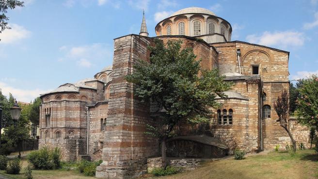 Basílica de Chora, en Estambul
