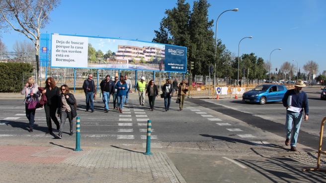 [Sevilla] Nota De Prensa. Avenida Juan Pablo Ii