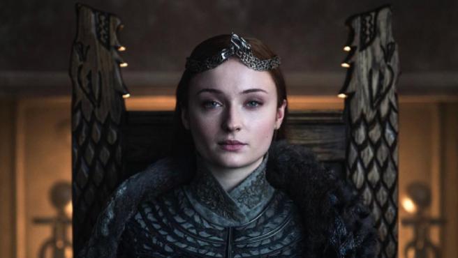 Sansa Stark se reencuentra con el Trono de Invernalia