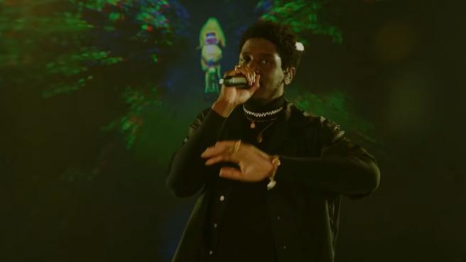 [Vídeo] 'Euphoria': Así es el conmovedor y psicodélico concierto en directo de Labrinth