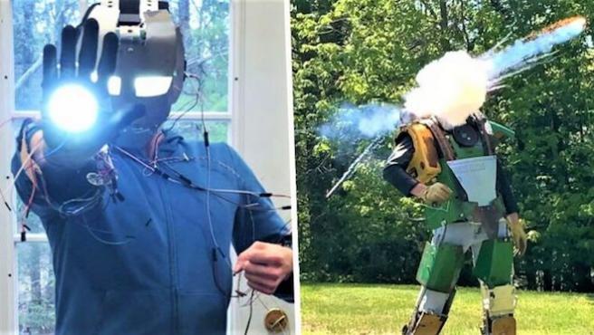 La armadura de Iron Man que arrasa en TikTok