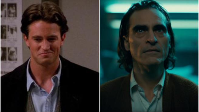 Matthew Perry aplaude la comparación de Chandler con el Joker