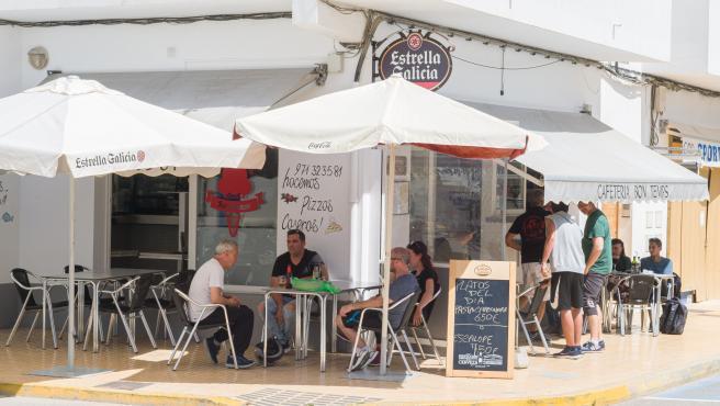 Fase 1 de desescala en Formentera