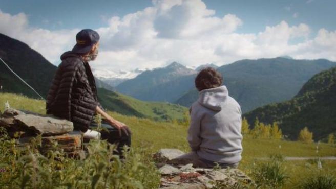 [Málaga 2020] 'Eso que tú me das': Pau Donés dirige a Jordi Évole en un documental único sobre el sentido de la vida