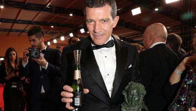 """Antonio Banderas promete unos Goya 2021 """"cortos, solemnes y sobrios"""""""