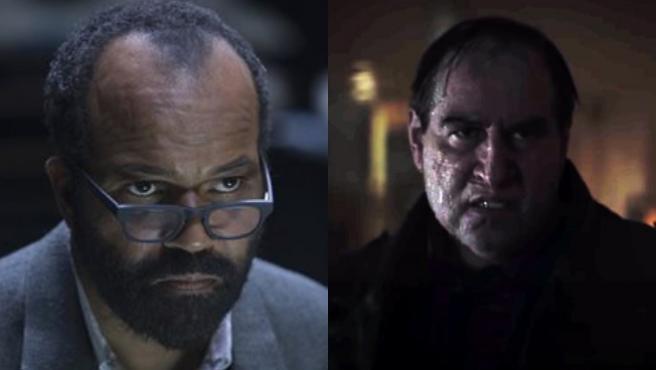 Jeffrey Wright no reconoció a Colin Farrell mientras rodaban 'The Batman'