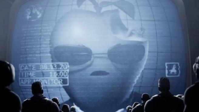 A Ridley Scott no le gusta la parodia de su anuncio en 'Fortnite'