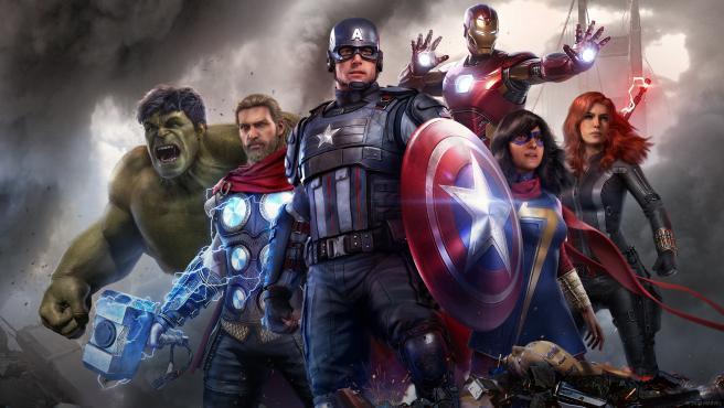 'Marvel's Avengers', juego de Los vengadores para PC, PS4, Xbox One y Stadia.
