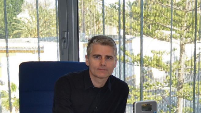 El profesor de la Facultad de Ciencias de la Empresa de la Universidad Politécnica de Cartagena (UPCT), Juan Gabriel Cegarra