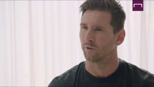 Messi anuncia que se queda.