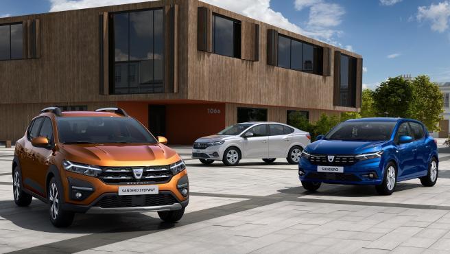 La nueva generación de los Dacia Sandero, Sandero Stepway y Logan es mucha más moderna y atractiva.