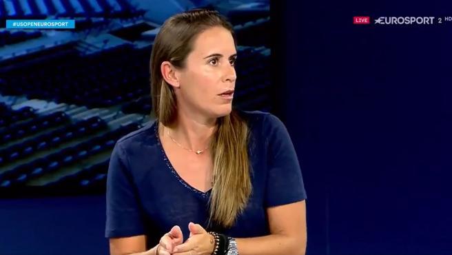 La Reflexion De Anabel Medina Sobre La Expulsion De Djokovic Del Us Open Hay Que Dar Ejemplo A Los Ninos