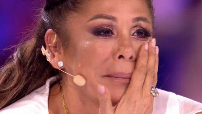 Isabel Pantoja, en 'Idol Kids'.
