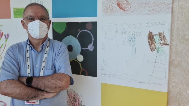 L'autor de l'estudi, el doctor Antonio Nieto