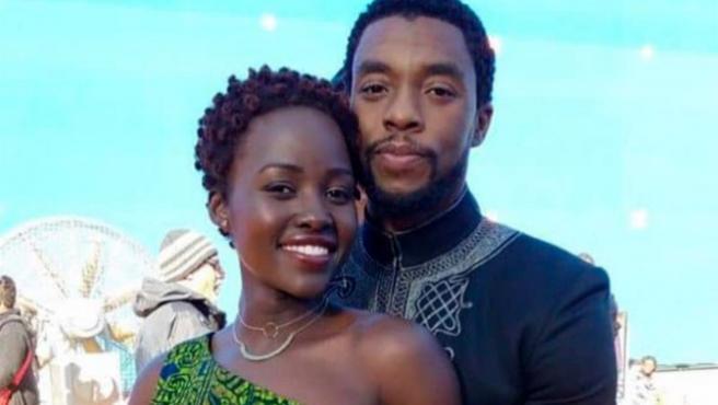 """""""Prometo que no malgastaré mi tiempo"""": Lupita Nyong'o se despide de Chadwick Boseman"""