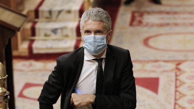 Marlaska revisará el protocolo por el suicidio de Igor González y dice que 90 et