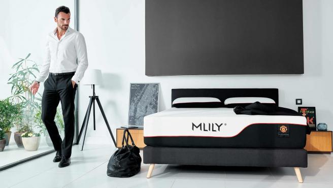 Los colchones Mlily Stark y Mlily Ego aplican las últimas innovaciones tecnológicas y permiten un sueño sin interrupciones.