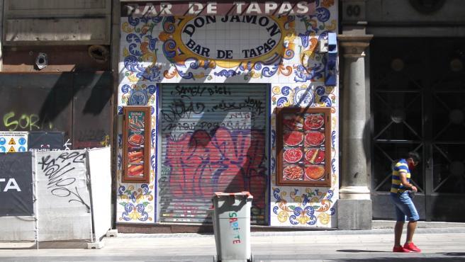 Don Jamón, bar de tapas del centro de Madrid