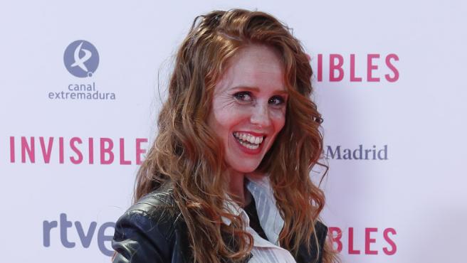 La actriz María Castro.