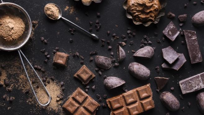 En la cocina se pueden utilizar todos los tipos de chocolates para hacer postres... ¡o salados!