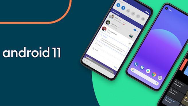 Android 11 ya está disponible para teléfonos Pixel, OnePlus, Xiaomi, Oppo y realme