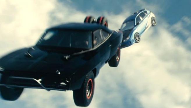 Michelle Rodriguez confirma que 'Fast & Furious 9' sale al espacio exterior