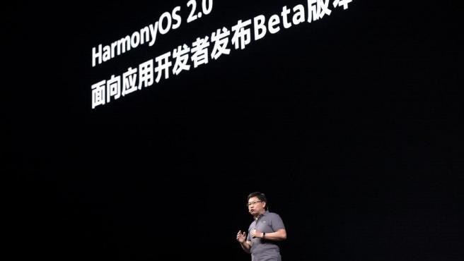 Huawei anunció en 2019 su sistema operativo, HarmonyOS.