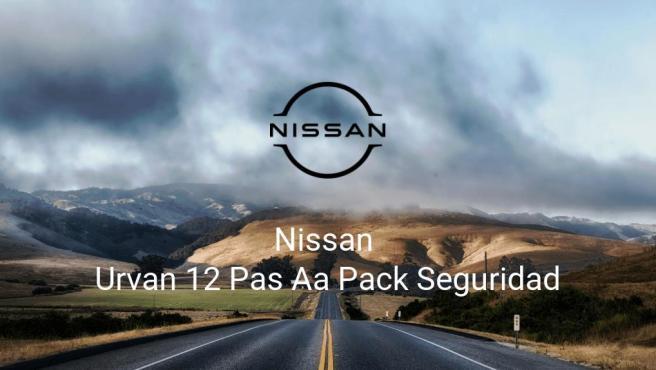 Nissan Urvan 12 Pas Aa Pack Seguridad