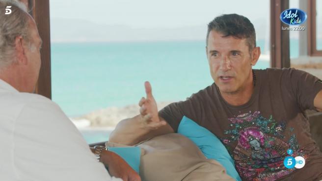 Jesús Vázquez, protagonista de 'Mi casa es la tuya'