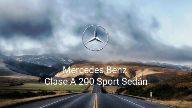 Mercedes Benz Clase A 200 Sport Sedán