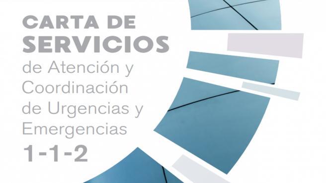 Carta de servicios del 112 de C-LM.