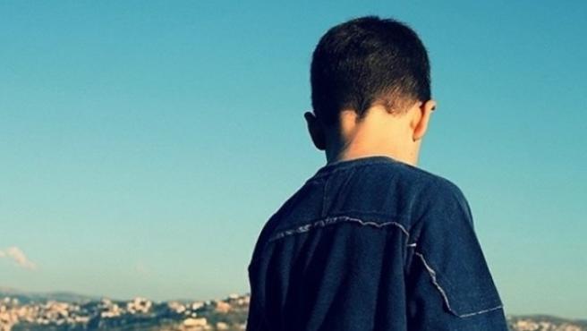 Imagen de archivo de un niño.