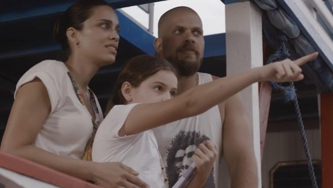 """Alejandro Ibáñez ('Urubú'): """"Muy poca gente se atrevería a hacer esta película en medio de la selva"""""""